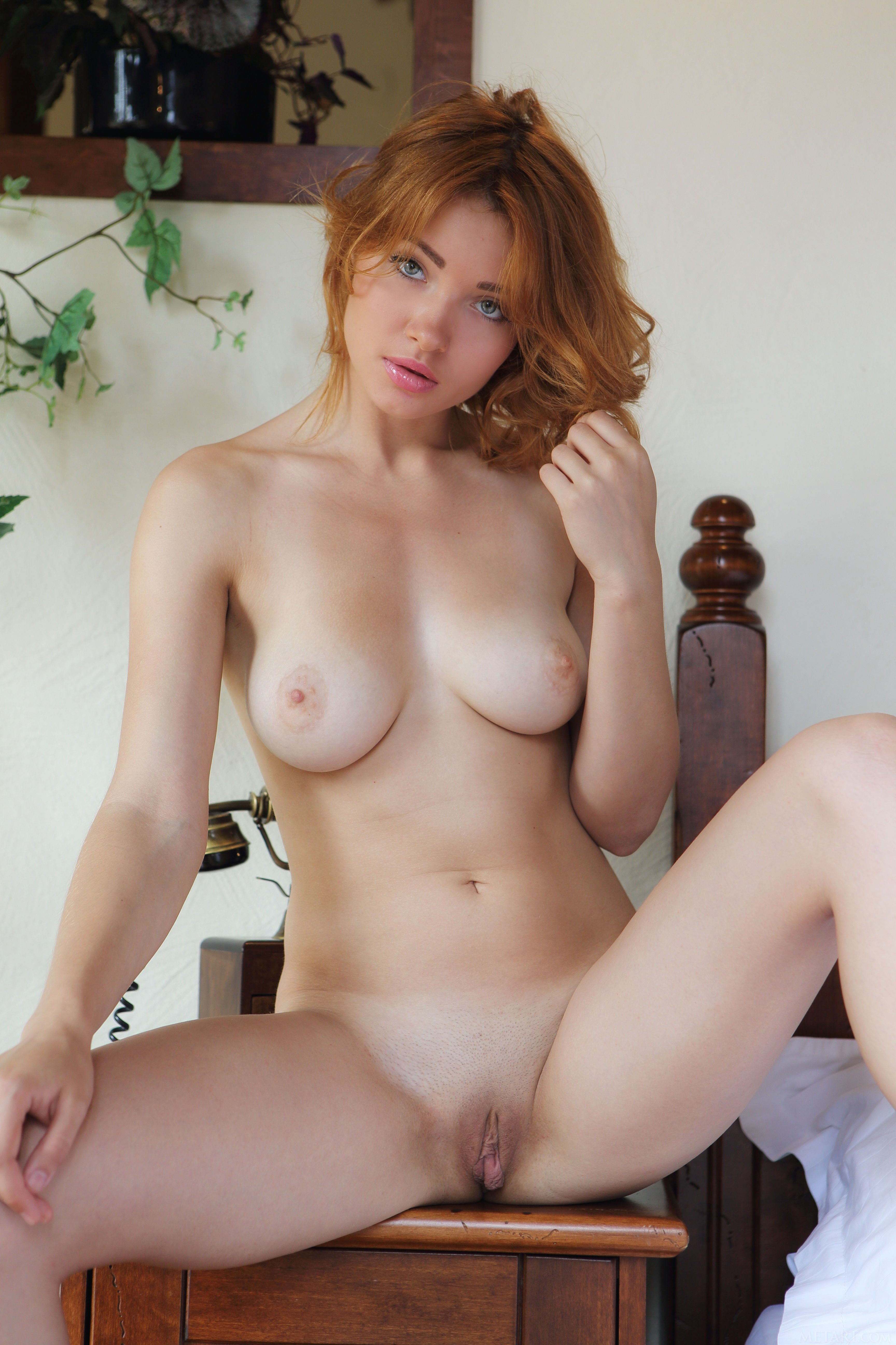 Redheads nudes free shaved big tits, poor girl shows her vagina for money