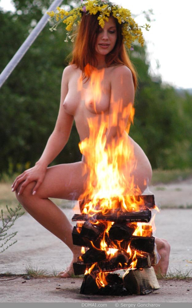 girl-on-fire-naked-porn