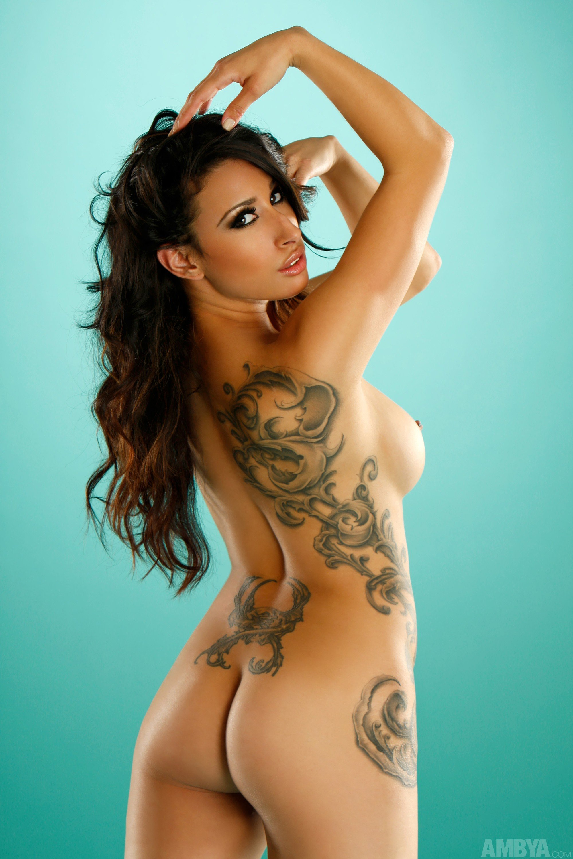 Tattoos and nude females #5