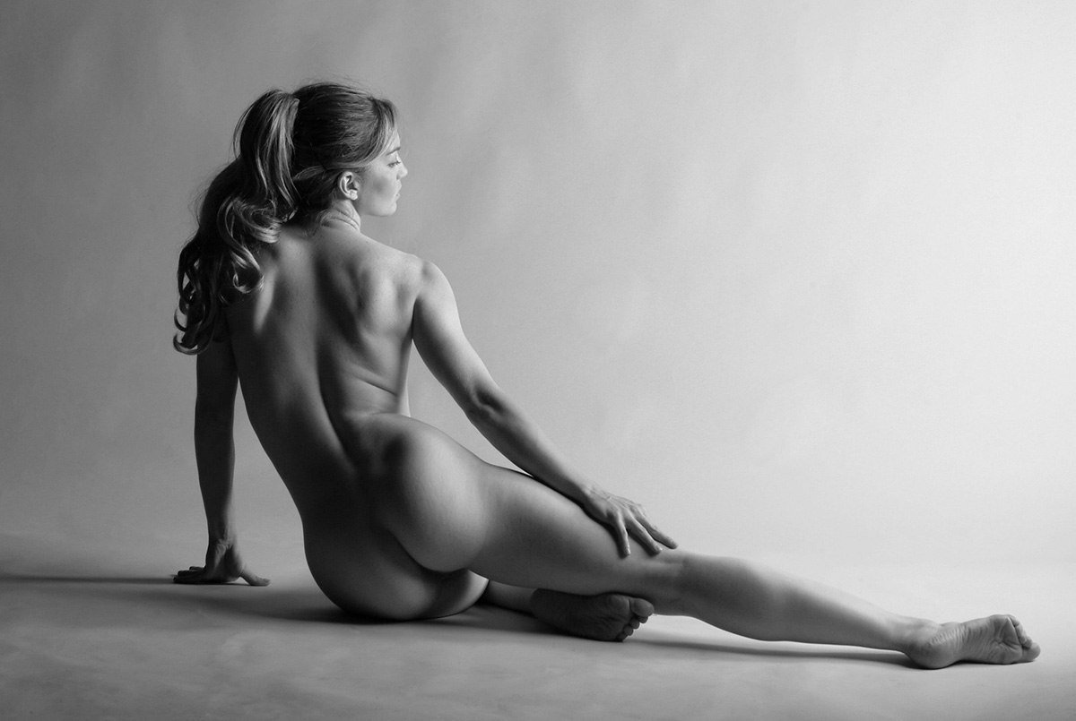 Paul Anders Inspiration, Nude Art Photography Curated By Photographer Paul Anders