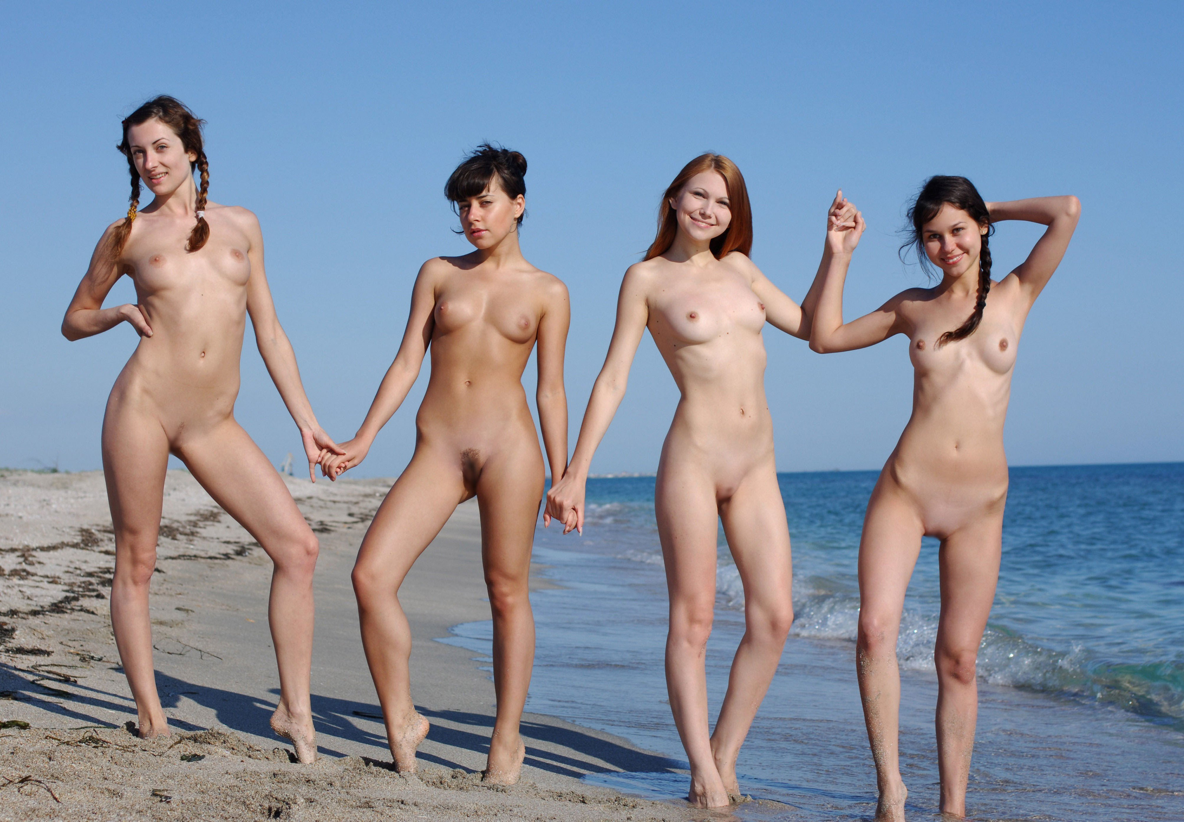 Strip Off For The Best Nude Beaches In The World