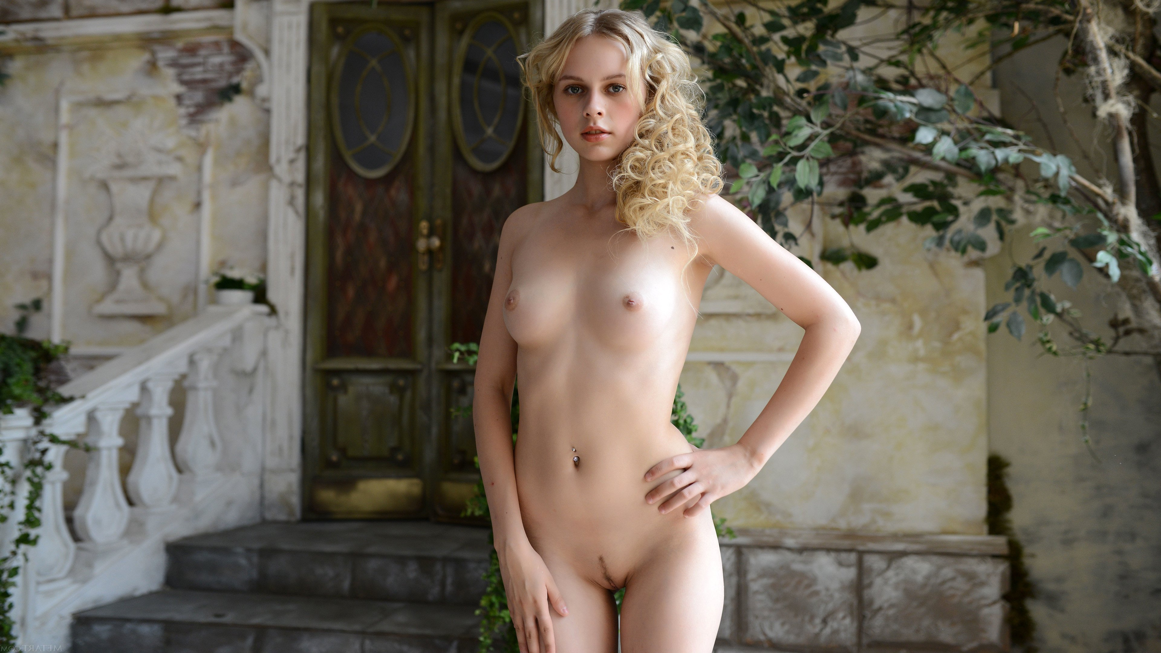 Young Naked