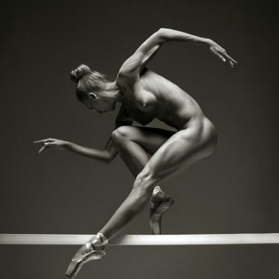 French dancer charlie fouchier naked on stage